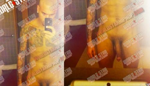 Dick chris brown Chris Brown's